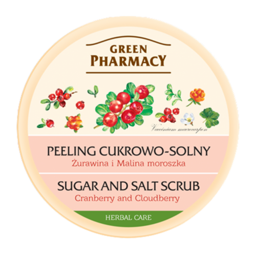 Scrub Cranberry and Cloudberry