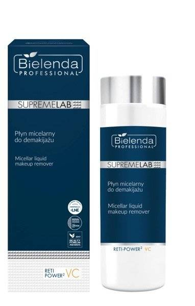 Bielenda Professional SupremeLab Reti-Power 2 VC Micellar Makeup Remover 200ml