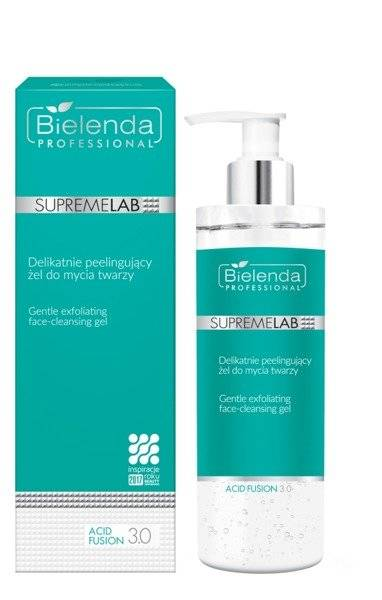 Bielenda Professional Supremelab Acid Fusion 3.0 Gentle Exfoliating Face Cleansing Gel 200g
