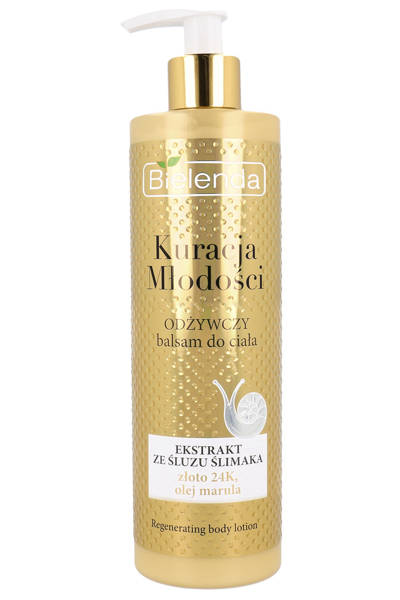 Bielenda Youth Therapy Nourishing Body Lotion 400ml