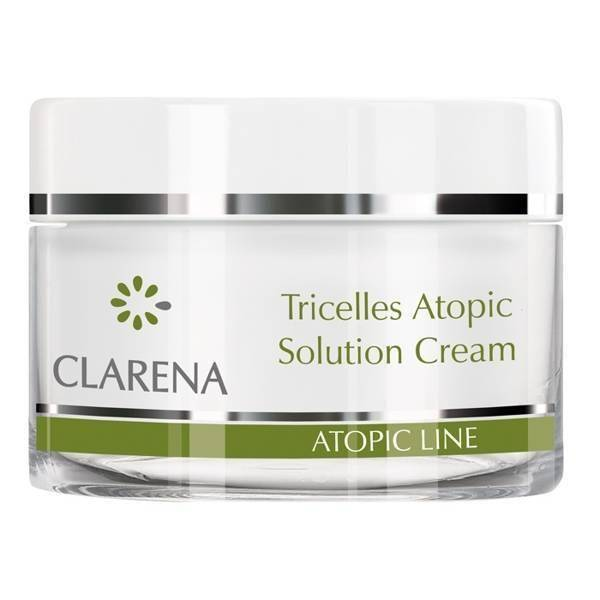 Clarena Atopic Tricelles Solution Moisturising Cream for Mature Skin 50ml