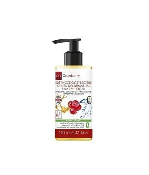 NOVA GoCranberry  Nourishing Cleansing - Oil for removing face and eyes 150 ml