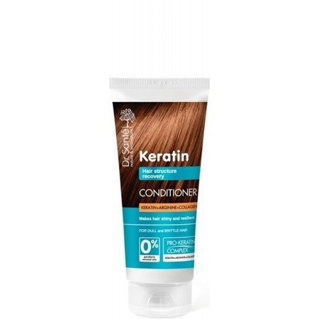 Dr. Sante Keratin Hair Rebuilding Conditioner for Brittle and Matte Hair 200ml