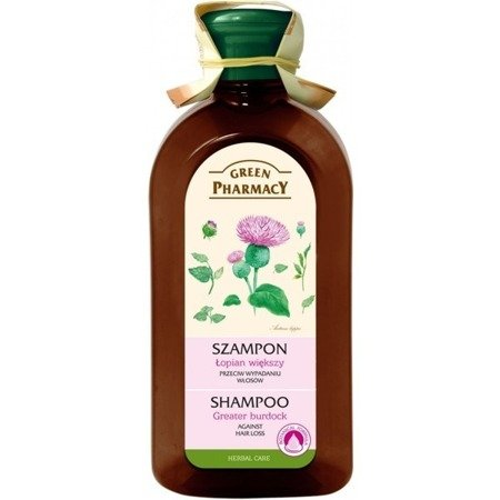Green Pharmacy Hair Shampoo Greater Burdock 350ml